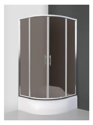 Roltechnik, Madison Neo/800 zuhanykabin, íves, 80*80 cm