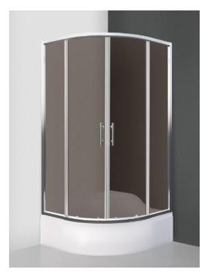 Roltechnik, Madison Neo/900 zuhanykabin, íves, 90*90 cm