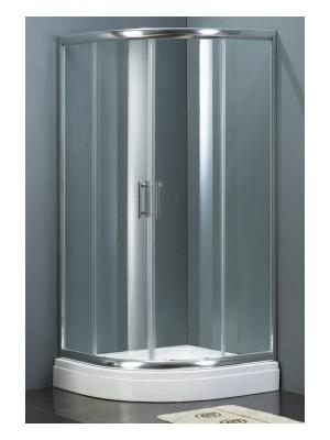 Riho, Hamar íves zuhanykabin, 80*80*195 cm, GR43200