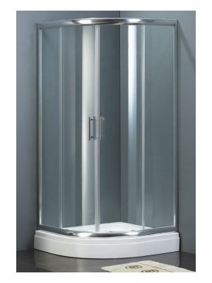 Riho, Hamar íves zuhanykabin, 90*90*195 cm, GR33200