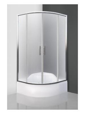 Roltechnik, Portland Neo/800 zuhanykabin, íves, 80*80 cm