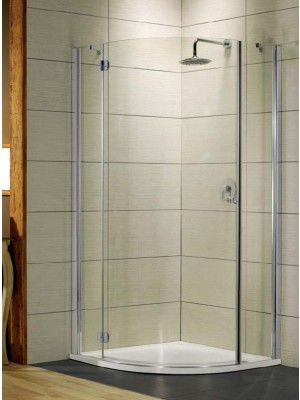 Radaway, Torrenta PDD zuhanykabin, íves, 80*80 cm