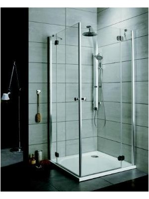Radaway, Torrenta KDD zuhanykabin, szögletes, 100*90 cm