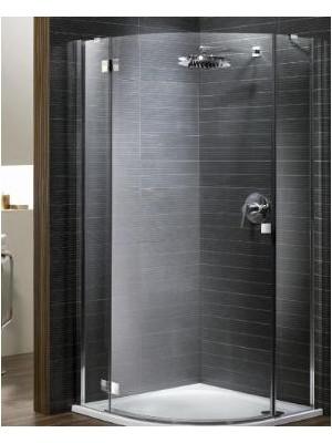 Radaway, Almatea PDJ zuhanykabin, íves, 90*90 cm