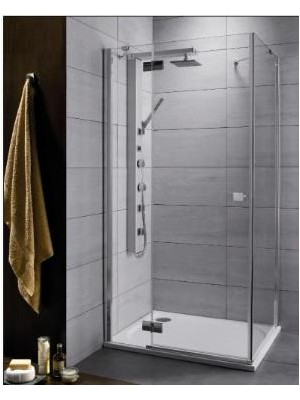 Radaway, Almatea KDJ zuhanykabin, szögletes, 90*100 cm