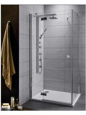 Radaway, Almatea KDJ zuhanykabin, szögletes, 100*80 cm