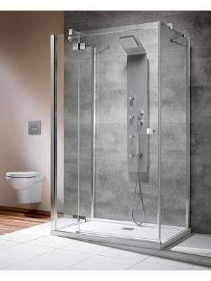 Radaway, Almatea KDJ+S zuhanykabin, szögletes, 90*80 cm