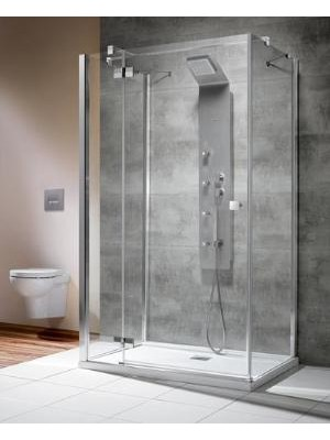 Radaway, Almatea KDJ+S zuhanykabin, szögletes, 80*100 cm