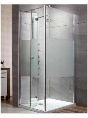 Radaway, EOS KDJ-B zuhanykabin, szögletes, 90*90 cm