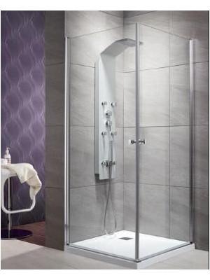 Radaway, EOS KDD zuhanykabin, szögletes, 100*100 cm