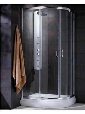 Radaway, Premium Plus E 1900 zuhanykabin, íves, 90*80 cm