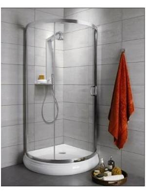 Radaway, Premium Plus B zuhanykabin, íves, 90*90 cm