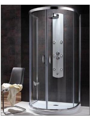 Radaway, Premium Plus P zuhanykabin, íves, 100*90 cm