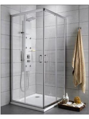 Radaway, Premium Plus C/D zuhanykabin, szögletes, 100*100 cm