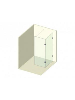 Varioglass, 401 Zuhanyfal Signum, 90*200 cm