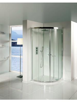 Riho, Lucena íves zuhanykabin 100*100*195 cm, GK26200