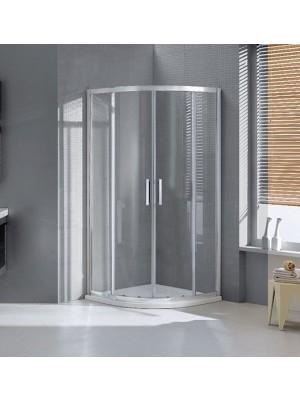 Wellis, Aquarius, zuhanykabin, íves 80*80 cm
