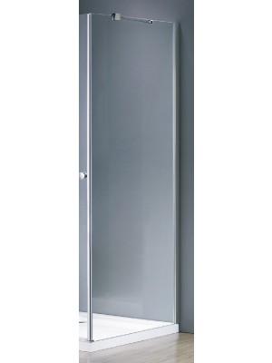 Aqualife, HX-W, Walk-In fix fal, 80*185 cm, HX-109T zuhanyajtóhoz
