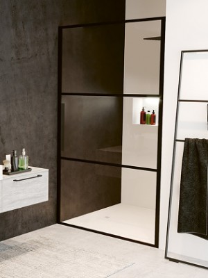 Riho, Grid zuhanykabin ajtó, 100*200 cm, GB1100000
