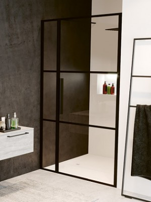 Riho, Grid zuhanykabin ajtó, 120*200 cm, GB1120000