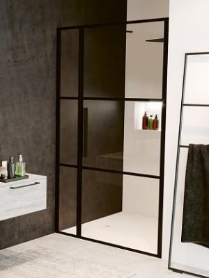 Riho, Grid zuhanykabin ajtó, 130*200 cm, GB1130000