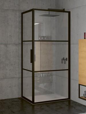Riho, Grid zuhanykabin, 100*80*200 cm, GB2100080