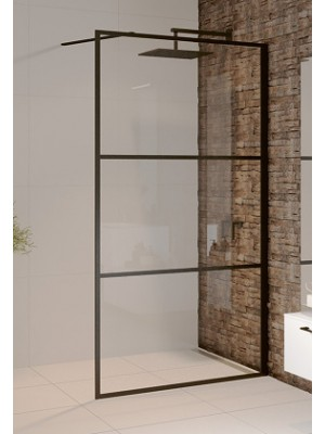 Riho, Grid zuhanykabin oldalfal, 100*200 cm, GB4100000