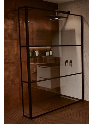 Riho, Grid zuhanykabin oldalfal, 100*200 cm, GB4100030