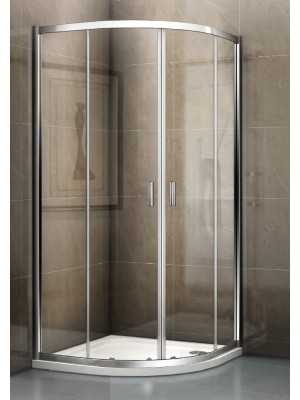 Riho, Hamar 2.0, íves zuhanykabin, 80*80*200 cm, GR12200