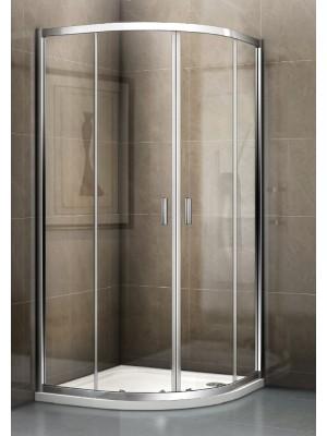 Riho, Hamar 2.0, íves zuhanykabin, 100*100*200 cm, GR16200